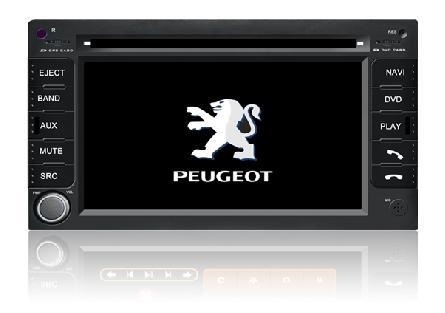 NaviPilot Peugeot 207, 307
