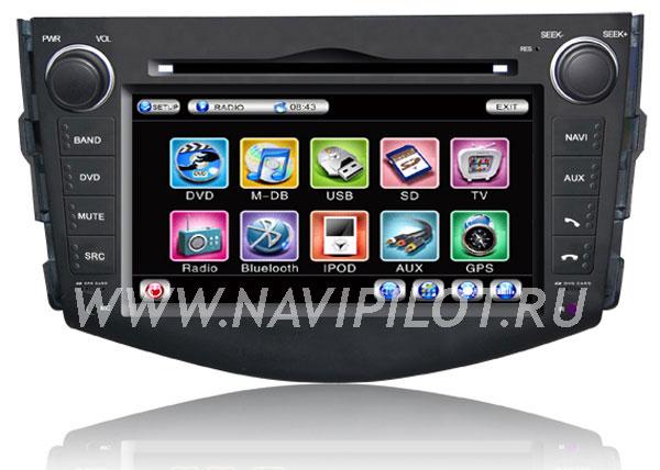 NaviPilot Toyota Rav 4 (new)