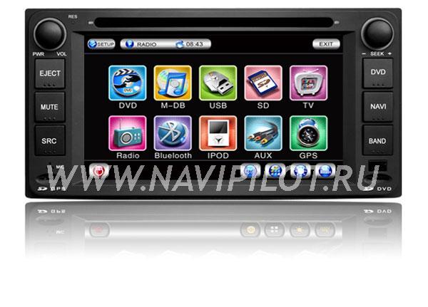 NaviPilot TOYOTA  Corolla /  RAV4 (old) / Prado (old) / Vios